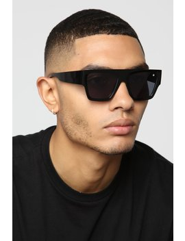 Carter Sunglasses   Black by Fashion Nova