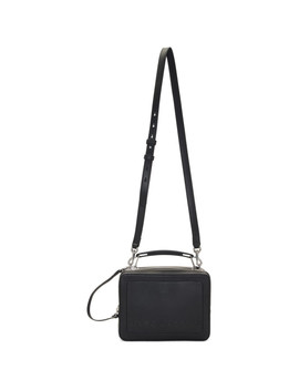Black 'the Box' Bag by Marc Jacobs