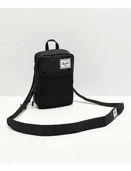 Herschel Sinclair Large 1.5 L Black Shoulder Bag by Herschel Supply