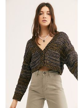 Heartbeat Sweater Cardi by Free People