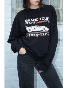 Erica Grand Tour Sweatshirt by Brandy Melville