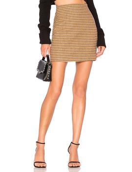 The Lana Mini Skirt by L'academie