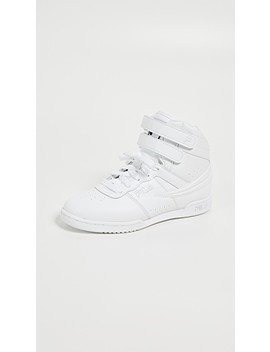 F 13 Double Strap Sneakers by Fila