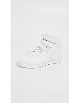 F 13 Double Strap Sneakers by Fila
