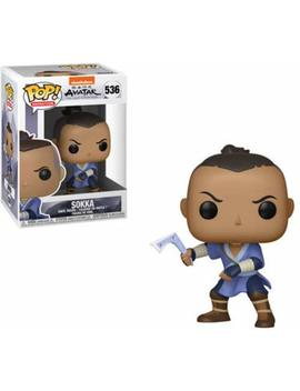 Funko 36465  Pop! Animation: Avatar Sokka, Multicolor by Fun Ko