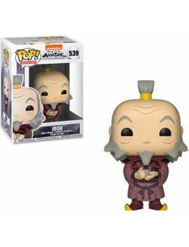Funko 36467  Pop! Animation: Avatar Iroh With Tea, Multicolor by Fun Ko