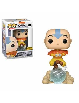 Avatar: The Last Airbender   Aang On Airscooter Pop! Exclusive by Fun Ko