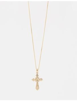 Cross Pendant by Reliquia Jewellery