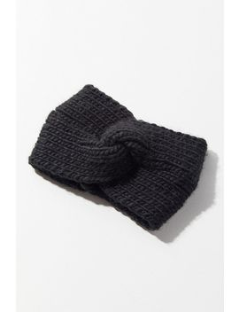Space Knit Headband by Urban Outfitters