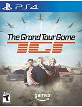 The Grand Tour Game   Ps4 [Digital Code] by By          Amazon Game Studios