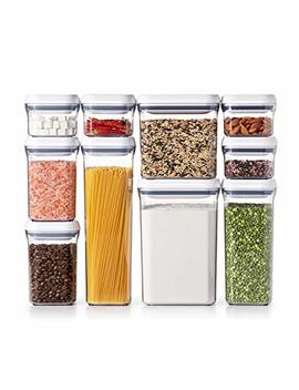 Oxo 10 Piece Pop Container Set by Oxo