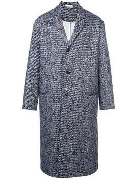 Oversized Midi Coat by Jil Sander