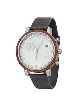 Kerbholz Armbanduhr Franz by Amazon
