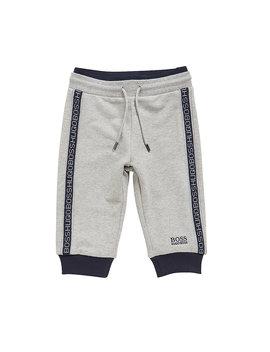 Kids' Loungewear Trousers In Soft Fleece by Boss