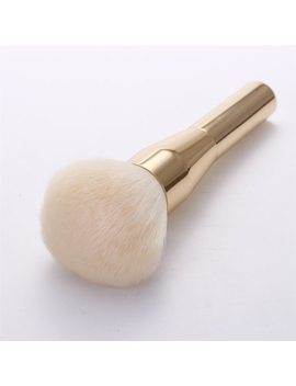 2017 Newest  Rose Gold Powder Blush Brush Professional Make Up Brush Large Cosmetics Makeup Brushes Free Ship  by Red Dieny