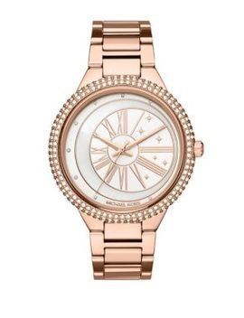 Taryn Stainless Steel Bracelet Watch by Michael Kors