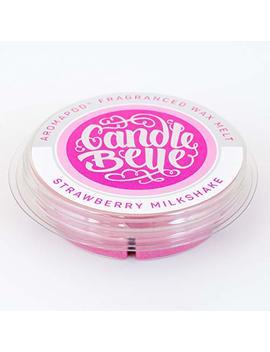 Candle Belle® Aromapod® Strawberry Milkshake Fragranced Wax Melt 48g by Candle Belle