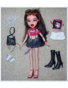 Bratz Mga Doll Dana Funk Out 2004 Original Clothing And Accessories by Bratz