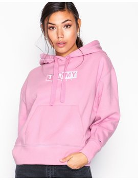 Tjw Clean Logo Hoodie by Tommy Jeans
