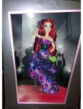 Princess Ariel Disney Designer Collection Premiere Series Doll  Le 4500 In Hand by Disney
