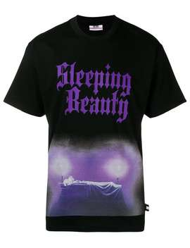Sleeping Beauty T Shirt by Gcds
