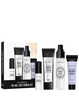 Smashbox Try Me Face Primer Set by Look Fantastic