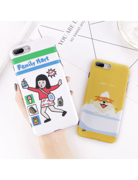 Ultrathin Shockproof Silicone Kawaii Back Case Cover For I Phone 6 6s 7 8 Plus X by Unbranded/Generic