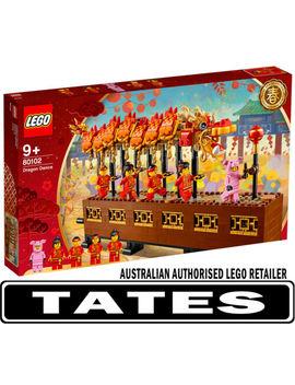 Lego 80102 Dragon Dance From Tates Toyworld by Lego