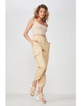 Utility Combat Jordan Pant by Cotton On