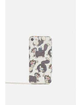 **Disney X Skinnydip Lucifer Case   I Phone 6/6 S/7 & 8 By Skinnydip by Topshop