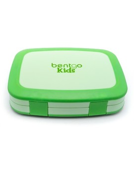 Bentgo Kids Leakproof Children's Lunch Box   Green by Bentgo