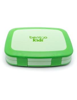 Bentgo Kids Leakproof Children's Lunch Box   Green by Bentgo
