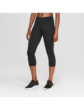 "Women's Everyday Mid Rise Capri Leggings 20""   C9 Champion® by C9 Champion®"