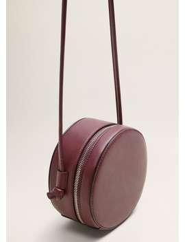Τσάντα στρογγυλή by Mango
