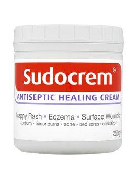 Sudocream Antiseptic Healing Cream 250g Sudocream Antiseptic Healing Cream 250g by Wilko