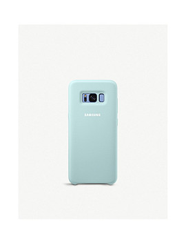 Galaxy S8 Soft Touch Silicone Cover by Samsung
