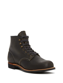 Blacksmith Leather Boot   Factory Second   Wide Width Available by Red Wing