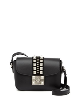 Yasmine Leather Crossbody Bag by Valentino By Mario Valentino