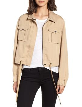 Draped Utility Jacket by Bp.