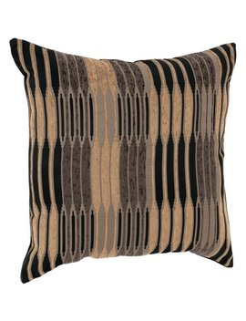 "Better Homes And Gardens Varigated Stripe Decorative Toss Pillow 22""X22"" by Better Homes & Gardens"