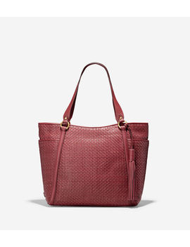 Gabriella Weave Tote by Cole Haan