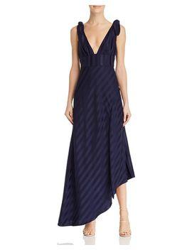 Abound Shadow Stripe Gown by Keepsake