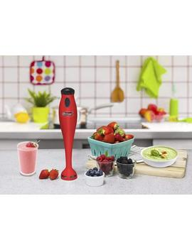 Hand Blender Immersion Stick Electric Chopper Emulsion Hand Held Mixer Electric by Americana