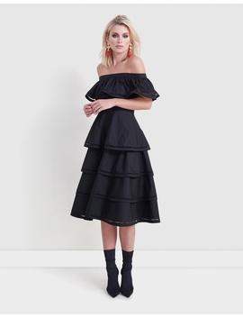 Layer Cake Dress by Torannce