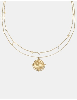 Astra Necklace by Wanderlust + Co