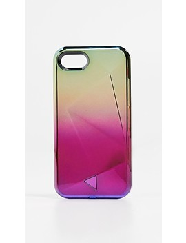 Glow Selfie I Phone 8 / 7 Case by Rebecca Minkoff