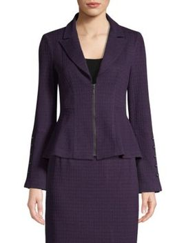 Expedition Blazer by Nanette Lepore