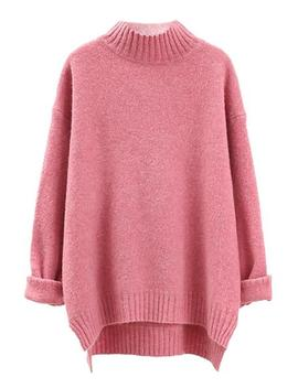 'ishtar' Mock Neck Oversized Sweater (3 Colors) by Goodnight Macaroon