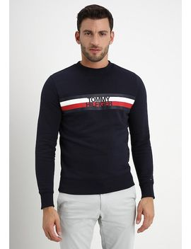 Logo    Sweater by Tommy Hilfiger
