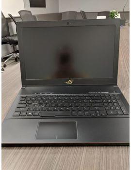 "Asus Rog Zephyrus M Gm501 15.6"" (512 Gb+1 Tb, Intel Core I7 8th Gen, 32 Gb Ram) by Asus"